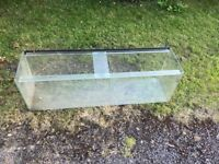 Fish Tank for sale 121cm x 31cm x 39cm