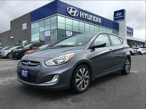 2017 Hyundai Accent SE 5 Door *SUNROOF-ALLOY WHEELS*