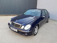 MERCEDES-BENZ E220 CDI AVANTGARDE 4dr SALOON **FULL SERVICE HISTORY**LOW MILEAGE**GOOD EXAMPLE**