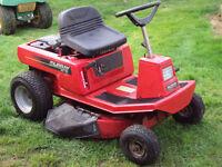 Murray 80/76 ride on lawnmower. (8/30) ride on mower