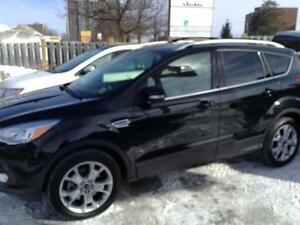 2014 Ford Escape TITANIUM - LEATHER - BLUETOOTH - POWER PANORAMA
