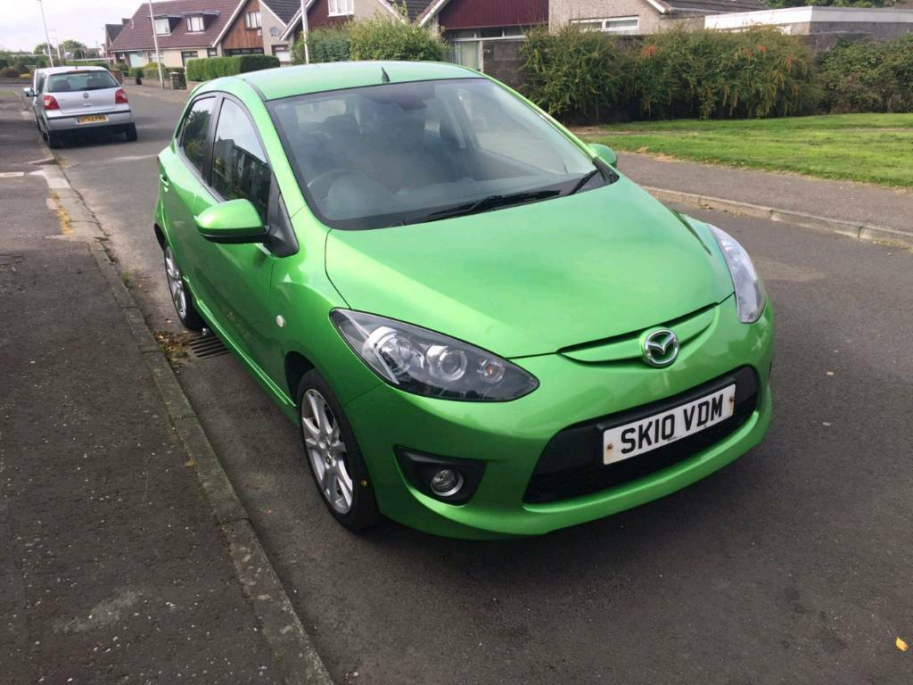 cheap mazda 2 2010 t sport 1 5 petrol in derbyshire gumtree. Black Bedroom Furniture Sets. Home Design Ideas