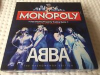 ABBA Monopoly Special Edition (NEW)