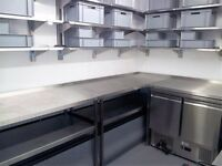 Part Time Commercial Kitchen to Rent