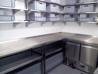 December Deals - Commercial Kitchens To Rent