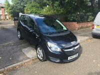 £175 PER MONTH 2015 VAUXHALL MERIVA 1.4 EXLUSIVE 16000 MILES ONLY 2 OWNERS EXCELLENT CONDITION