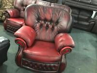 Chesterfield 3 and 1 sofa set