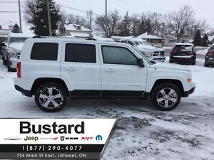 2016 Jeep Patriot High Altitude | LOW KMS | Sunroof | Leather