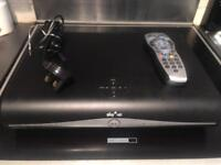 Sky plus HD Box with wifi connector and box