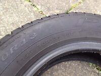 Winter tyres (155/70R13/75T)