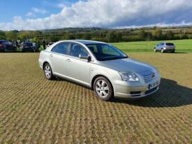 image for TOYOTA AVENSIS 1.8 VVT-i Colour Collection 5dr (silver) 2006