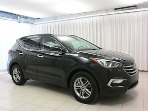 2017 Hyundai Santa Fe FEAST YOUR EYES ON THIS BEAUTY!! SPORT AWD