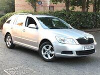 Skoda Octavia 1.6 2012 £30 road tax ** 3 months warranty