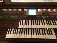 YAMAHA AR100 organ and Bench