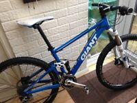 giant anthemx2 mountain bike