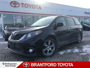 2014 Toyota Sienna SE, Trade In, Sporty!! Carproof Clean