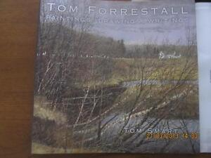 TOM FORRESTALL - signed by the Artist