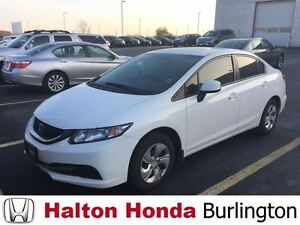 2013 Honda Civic LX | 5SP | KEYLESS ENTRY | REARVIEW CAMERA | HE