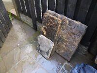 Antique Yorkshire Sandstone Slabs