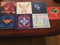 The Mission, Balaam and the Angel, Gene Loves Gezebel, Fields of the Nephilim, Siouxsie singles