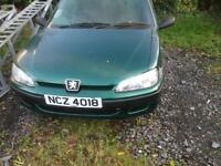 2002 Peugeot 106 breaking or repair