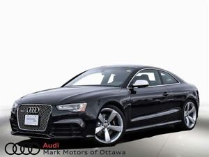 2015 Audi RS 5 4.2 (Certified)