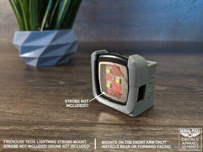 Firehouse Technology Lightning LED Strobe Mount for DJI Mavic 2 Pro Zoom Drone