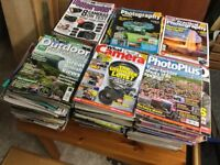 PHOTOGRAPHIC MAGAZINES