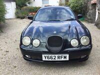 Jaguar S Type 4.0l V8