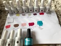 Gellish Harmony nail polish
