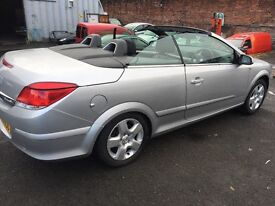 VAUXHALL ASTRA 2007 CONVERTIBLE FULL YEAR MOT EXCELLENT CONDITION