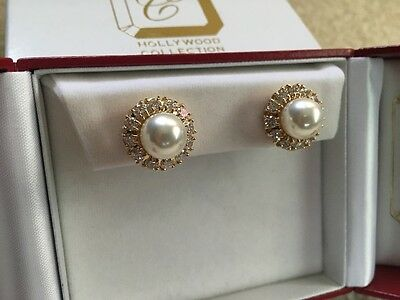 New, NIB - Hollywood Collection Earrings Jewelry