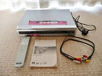 Sony RDR-GXD500 Freeview Equipped DVD Recorder / Player