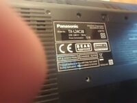 """Panasonic 24"""" LCD tv"""