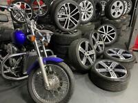 "18"" inch genuine Cadiz Vw golf r alloys wheels 5x112 gtd mk7.5 caddy Jetta passat cc"