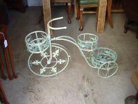 Garden/Conservatory Bike Planter