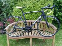 Btwin Ultra Full Carbon Road Bike 55cms Cube Ribble Felt Mekk Scott Boardman, Specialized, Trek