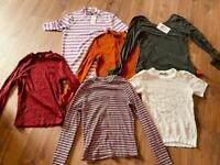 Women's mixed clothing, size small, 2 x tagged, Monki, Zara and Pieces