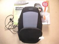 Homedics Shiatsu Massager in Original Packaging