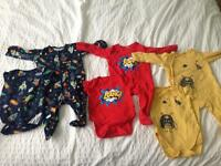 Baby Boy clothes, excellent condition, nearly Brand New from Next, Gap and H&M. 50+ items