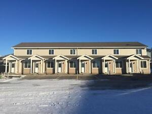 BRAND NEW 2 BEDROOM TOWNHOMES - GREAT RATE