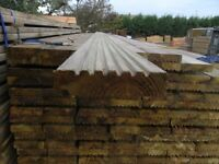 Timber decking board 120mmx28mx4.8m