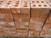 440 Northcot Smooth Red Facing Bricks 73mm