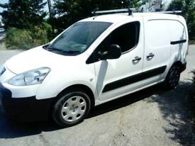 PEUGEOT PARTNER VAN HDI 2011 FROM LOCAL COMPANY UNWRITTEN