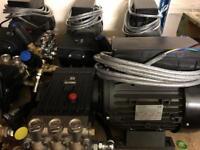 Interpump 21 liters 200 bar pressure washers