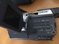 Sony Sony CCD-TRV218E Camcorder with carrying case and instruction book. Hardly used.