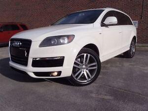 2009 Audi Q7 3.0 TDI Premium , S Line, Diesel, full garantie!