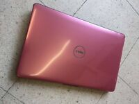 Laptop Dell 1545 *PINK* Windows 10, Webcam, Free Delivery Northampton.