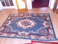 THICK RUG (120 X 160 CMS)