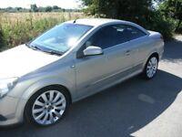 Vauxhall Astra Twin top 2.0 Turbo (very rare).